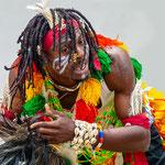 Mexico, straatdanser