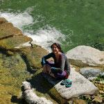 Meine Wassernixe Lago di Como 2010