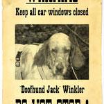 Jack wurde am 29.12.2011 beim Fensterln erwischt