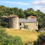 Le château de Crau - à 9 km de Vals les Bains