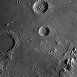 Archimède, Aristillus, Autolycus, C14 et ASI 224, Chili, Lionel