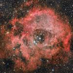 NGC 2237, la Rosette, Lionel et Fabien