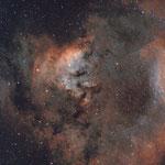 NGC7822, SHO, (22, 28, 16 x 10 min), 9 et 10 septembre, Nicolas