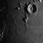 Eratostjène et Stadius, C14 et ASI 224, Chili, Lionel