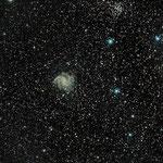 NGC6946, la galaxie du feu d'artifice, C14 hyperstar, 20 septembre, Lionel
