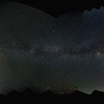 la Voie Lactée au Pic du Midi, Juillet 2015, David