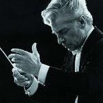 © Siegfried Lauterwasser - Herbert von Karajan
