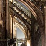 Kölner Dom, Strebewerk am nördlichen Querhaus