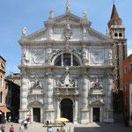 Venedig, San Moise