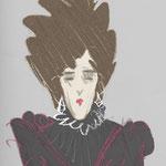 Donna Elvira aus Mozarts Don Giovanni