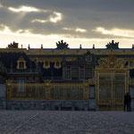 Das letzte Selfie in Versailles