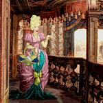 """Der Deal der Sängerin (aus dem Buch """"Die Maus im Opernhaus"""" erhältlich bei www.huelk.de)"""