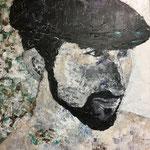 RAFFAEL, 80 x 40 cm 2017