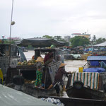 """Schnappschuss auf dem """"Floating Market"""""""