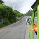unsere Halbtagestour in Mui Né im Jeep