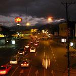 San José bei Nacht