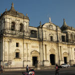 Die groesste Kathedrale Mittelamerikas