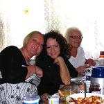Dani, Ewa und Mama