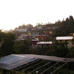 Santa Elena bei Sonnenuntergang