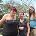 Johanna, Julia und ich