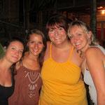 Julia, Tine, Anja und ich 04/2014