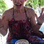 Spaß beim Frühstücken (Jane)