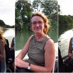 Marleen, Uli und Leonie