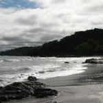 Der Strand von Montezuma