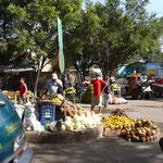 Markt in Jinotepe