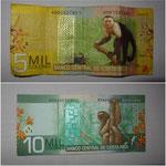 Das Geld in Costa Rica sieht sooo schön aus!