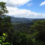 die Gegend um Matagalpa ist sooo wunderschön!
