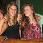 Johanna, Jane, Tona und ich 03/2014