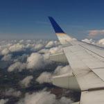 Über den Wolken von Nicaragua