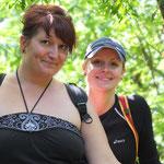Anja und ich