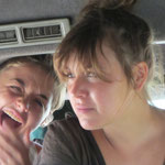 Spaß im Microbus