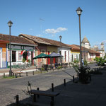 Calle la Calzada, oder auch Calle Touristica, koennt euch ja denken, warum.