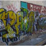 Straßenkunst in Diriamba