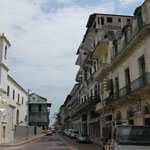 Casco viejo (der Stadtteil von Panamá in dem ich gerade residiere)
