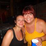 Julia und ich 04/2014