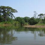 An der Flussmuendung