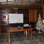 Unser Klassenzimmer in Weihnachtsstimmung...