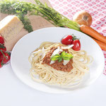 Bolognese Soße Serviervorschlag