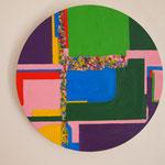 talk20-2 30cm 2020 oil on canvas