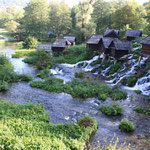Pliva-Wassermühlen