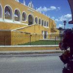 Izamal - Kloster San Antonio de Padua