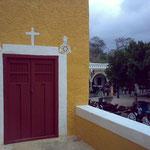 Izamal - Blick vom Kloster