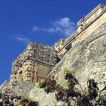 Uxmal - Mayatempel