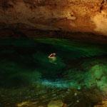 Unterirdische Cenote
