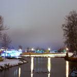 Stadtteich Leinefelde 02.12.2012
