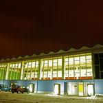 Obereichsfeldhalle am 27.01.2013 um ca. 18Uhr